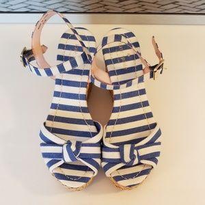 Kate Spade Tilly Platform Wedge Sandal